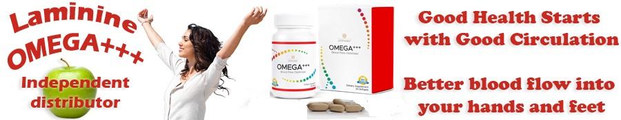 laminine omega plus